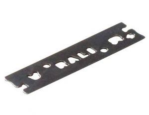 Chromstahl Wendemesser 48mm - 2er Pack